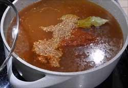 Как приготовить суп харчо с говядиной