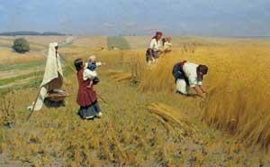 Выращивание хлеба