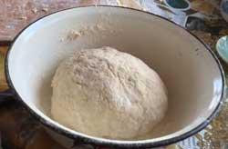 Тесто для выпечки хлеба