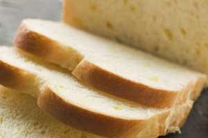 Белый хлеб из пшеничной муки