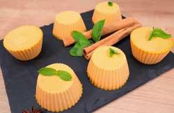 Десерты из печеной тыквы с лимоном