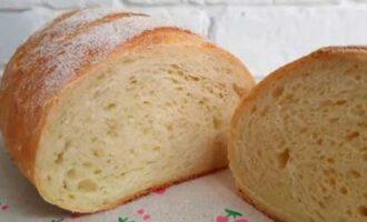 Хлеб на закваске в домашних условиях