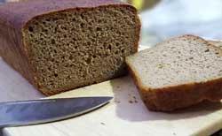 Хлеб из ржаной закваски в домашних условиях