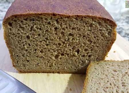 Закваска для ржаного хлеба в домашних условиях