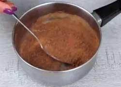 Глазурь для торта Чародейка